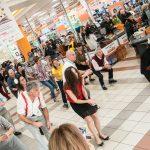 evento CONAD, ballo di gruppo