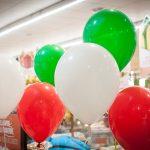 Evento Conad, palloncini colorati per i bambini