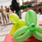 Evento Conad, palloncini per i bambini