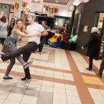 Evento Conad - 20 anni insieme, due ballerini