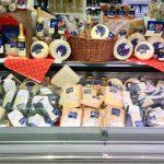 Banco formaggi 'Sapori e dintorni'