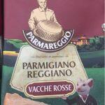 Parmigiano Reggiano da latte vacche rosse