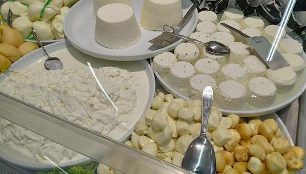 Banco formaggi